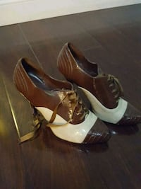 Brown and Beige Heel Toronto, M9V 5E3