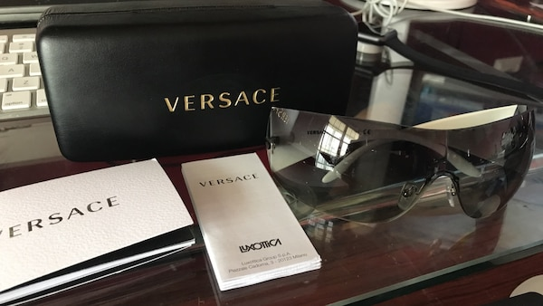 Versace Sunglasses - Authentic