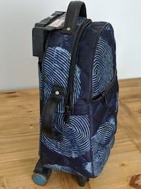 Blue School Bag/Back Pack Burlington