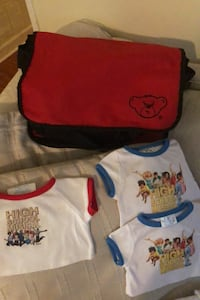 Build a Bear storage bag and clothing Brampton, L6V 3G3