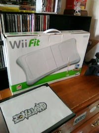 console game Wii fit