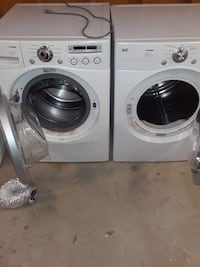 Set washer and dryer  Tempe, 85283