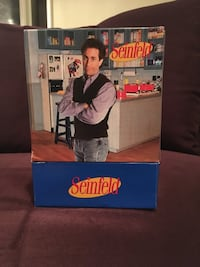 Seinfeld Original 40 Episodes Gift Set (Brand New Conditionh 20 km
