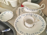Royal Albert Memory lane fine china 60 pieces   Edmonton, T5N 1L9