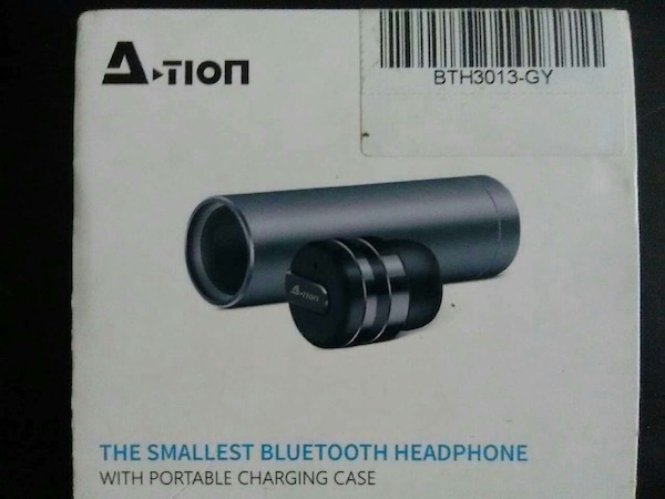 e5515d89a75 Used A-tion Bluetooth headphone for sale in Sallisaw - letgo