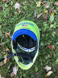 Lacrosse helmet special edition headstrong  Milford, 03055