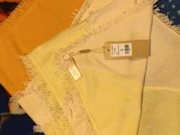 Cashmere scarf brand new 50.00 Leesburg, 20176
