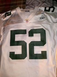 GREENBAY PACKERS SUPERBOWL 45 JERSEY