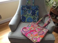 Vera Bradley Totes - New with tags Woodbridge, 22192