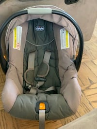 Car seat fit30 with 2 bases Alexandria, 22302
