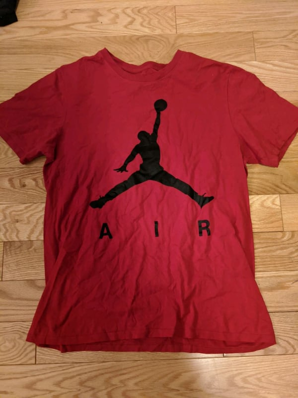 Multiple Jordan shirts for sale, $15 each or 2 for $20 3