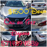 Nissan - Altima - 2017 Temple Hills