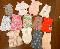 6 months baby clothes