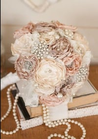 Customized bouquets.
