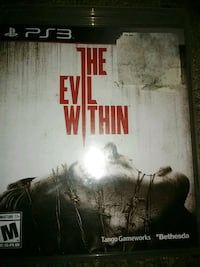The Evil Within Xbox 360 game case Poplar Bluff, 63901