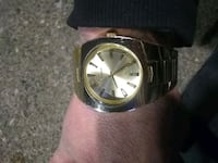 Gold watch Surrey, V3R 4E4