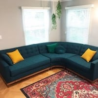 Custom sectional in any color  2292 mi