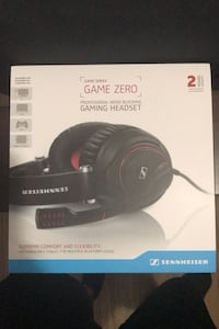 Sennheiser Game Zero Headphones new