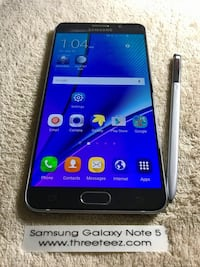 Samsung Galaxy Note 5 32GB UNLOCKED Kennesaw, 30144