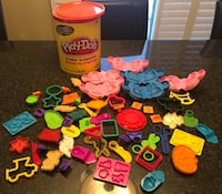 Play-Doh Accessories  Vaughan, L4H 2S8
