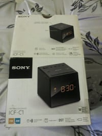 Sony digital alarm clock/radio Red Deer, T4N 5N9