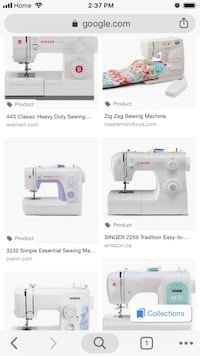 Looking for sewing machine for 20$ or less null, L2H 3J9