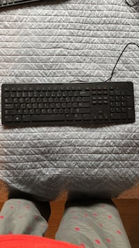 Dell wired keyboard used Montréal, H3C