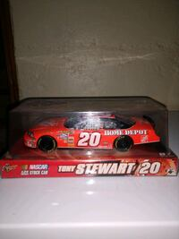 Nascar 1:24 never opened.  many to choose from.  Des Moines