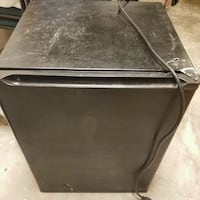 Mini refrigerator $40 OBO Houston, 77084