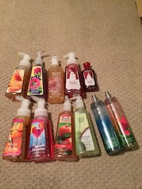 Full non used bath&body works soap