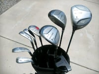 Golf set for left handed adult player  Albuquerque, 87120