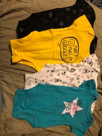 Baby boy onesies Mission, 78573