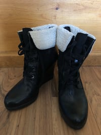 Franco Sarto winter booties! North Vancouver, V7J 1H5