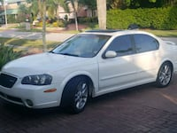 6 speed 3.5 maxima  Fort Lauderdale