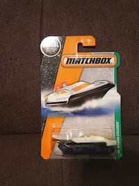 Hydro Cruiser Matchbox Boat 100/125 Collectible Charleston, 29414