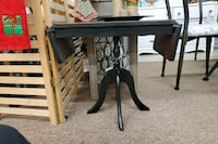 Small Black Distressed Drop Leaf Table  Snellville, 30039