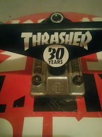 Thrasher 30th anniversary board Vancouver