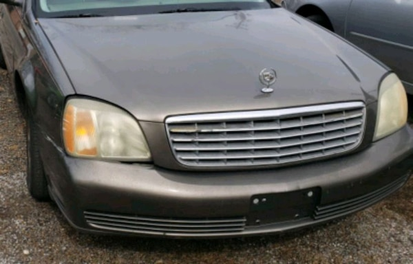 Used Cadillac - Coupe de Ville - 2002 for sale in Memphis ...