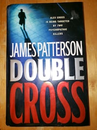 Double Cross (Alex Cross Book 13) by James Patterson  North Brunswick Township, 08902