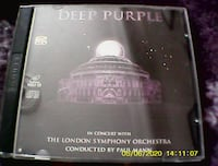 Deep Purple - In Concert With The London Symphony Orchestra | VCD