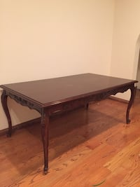 Solid Wood Dining Room Table Los Angeles