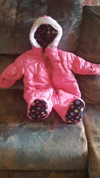 Winter baby suit with Free coupons MILTON