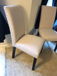2 New Dining Chairs  Alexandria, 22302