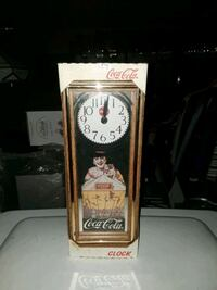 Coca cola 1994 clock Fort Lauderdale, 33308