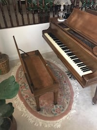 Steinway & Sons Grand Piano Overstrung Model L Las Vegas, 89129