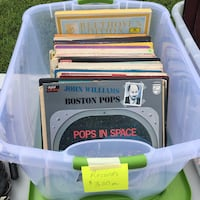 Records $3/each Sevierville, 37862