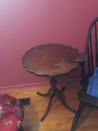 black and brown wooden table Toronto, M1E 3B7