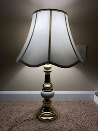 Single  bed lamp $10 Bellevue, 98007