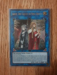 Yugioh Isolde, Two Tales.Of The Noble Knights Queens, 11373