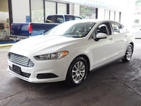 Ford Fusion 2015 Pittsburgh